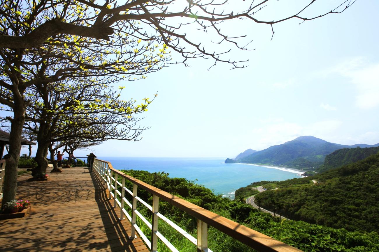 東海岸美景