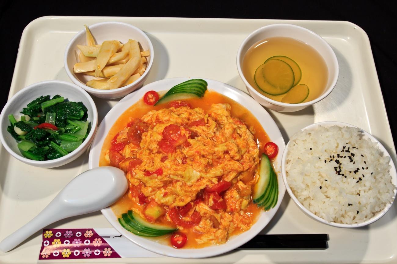 套餐-蕃茄滑蛋2