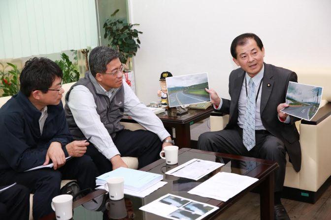 王廷升要求提高農民福利讓農業永續經營
